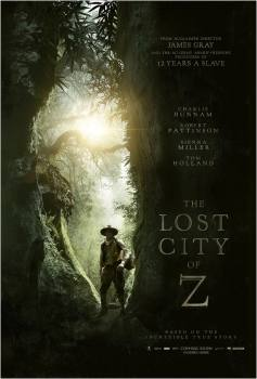 The lost city of z - la cité perdue de z